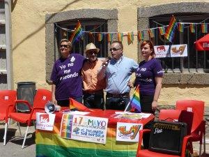 Día contra lo Homofobia 17 mayo