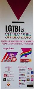 cartel 27 Encuentros Estatales LGTBI